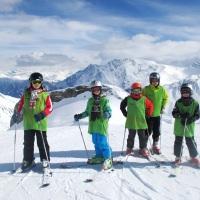 Лыжные каникулы в Словакии 2018